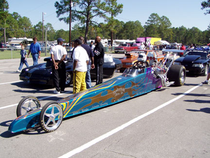 Ford Dragster