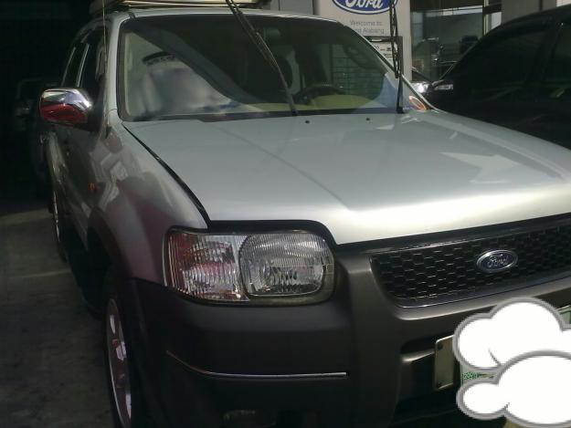 Ford Escape XLS 4x2