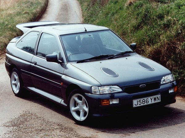 Ford Escort Rs Cosworth Picture 3 Reviews News Specs