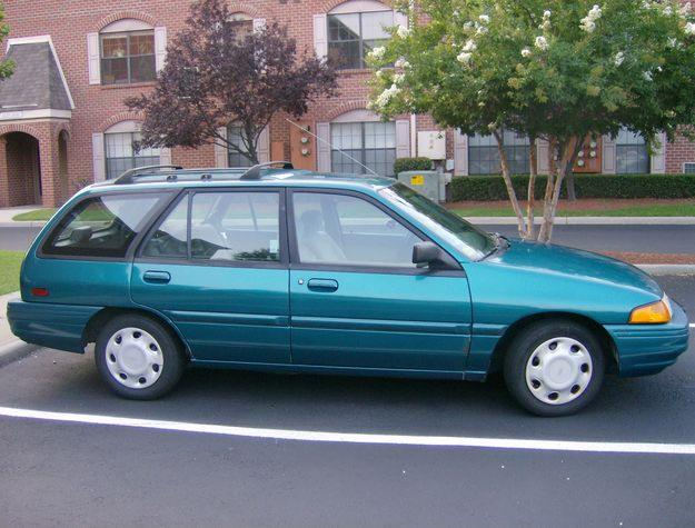 1995 Ford Escort 4 Dr LX Wagon For Sale - CarGurus
