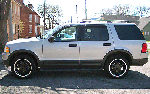 2005 ford explorer specifications new cars used cars html. Black Bedroom Furniture Sets. Home Design Ideas