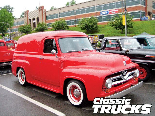 Ford F-100 Panel