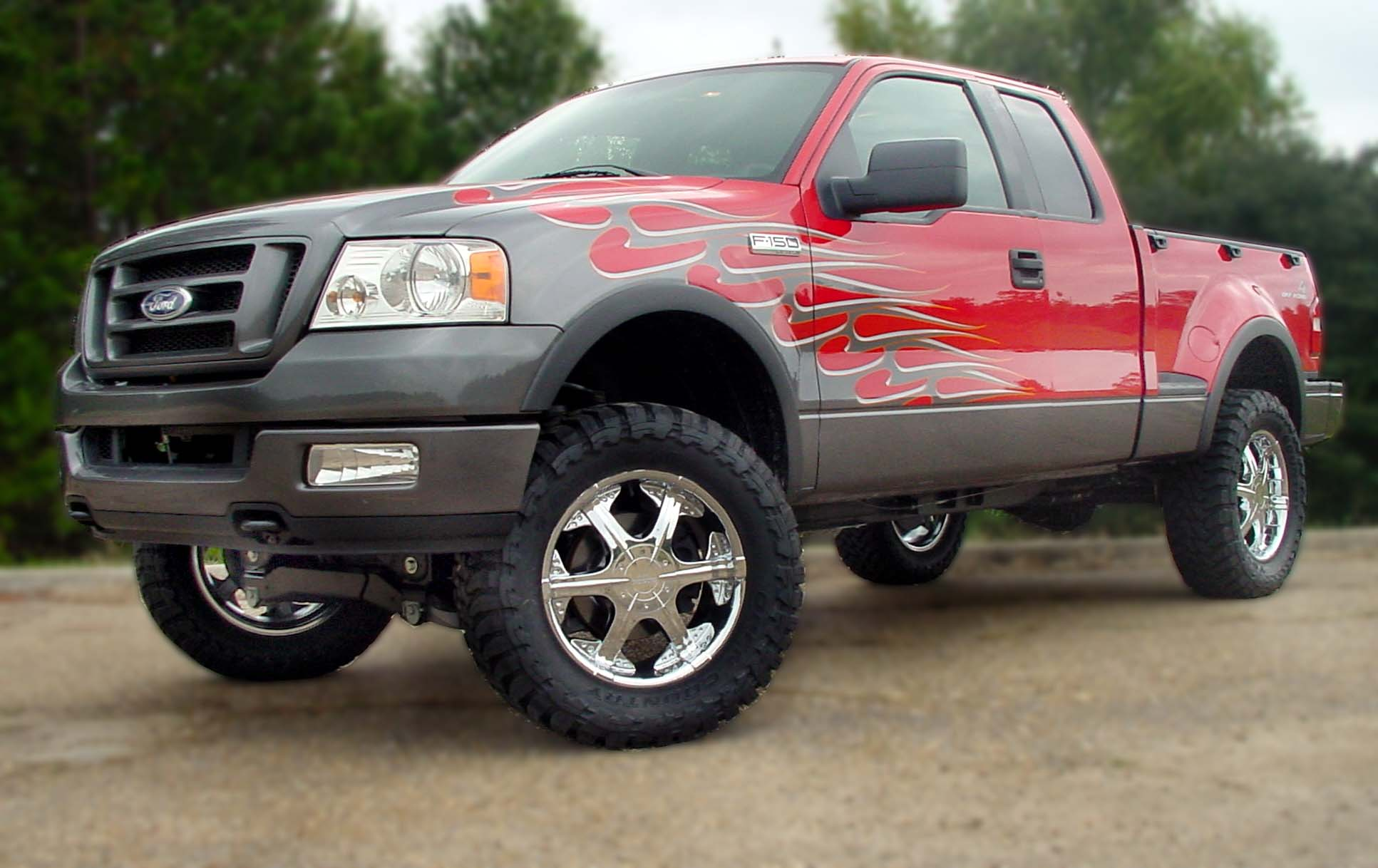 Ford F150 Related Imagesstart 0 Weili Automotive Network 2004 F 150 Special Edition Custom 4x4