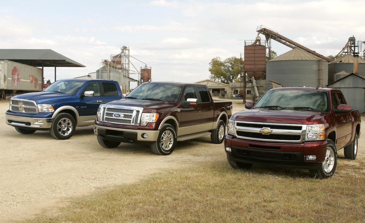 Ford F-150 King Ranch Edition crew cab - Photos, News, Reviews, Specs