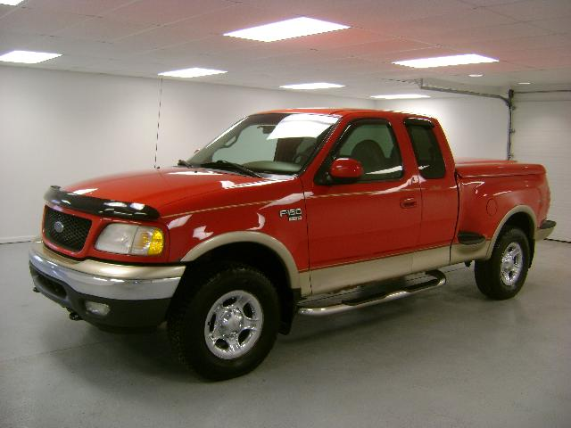 Ford F-150 Lariat 54 Triton SuperCrew 4x4