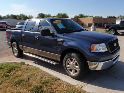 Ford F150 Oklahoma Edition