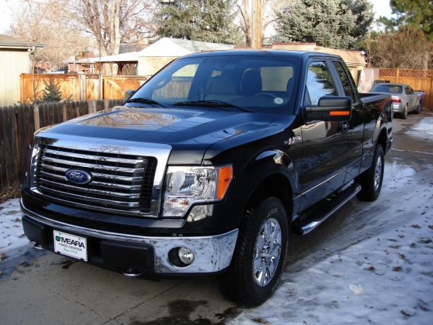 Ford F-150 XLT SuperCab