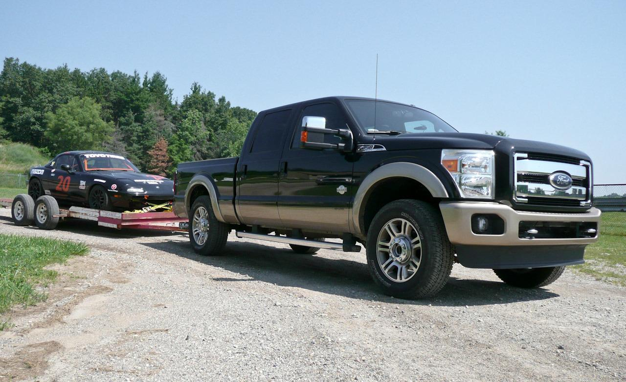 Ford F-250 King Ranch Super Duty 4x4