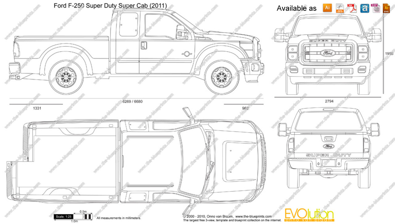 Ford F-250 SuperCab:picture # 3 , reviews, news, specs, buy car