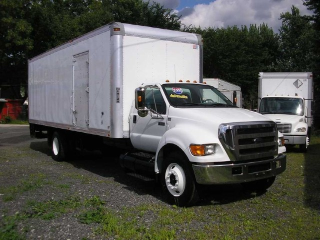 Ford F-650XLT Super Duty