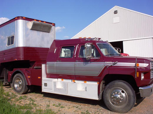 Ford F-8000