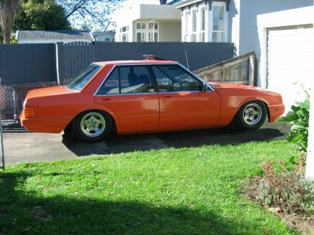 Ford Fairmont XF