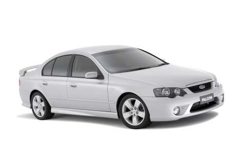 Ford Falcon BF MkII XR8