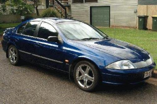 Ford Falcon Forte 3rd Series