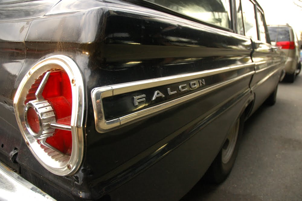 Ford Falcon Futura wagon
