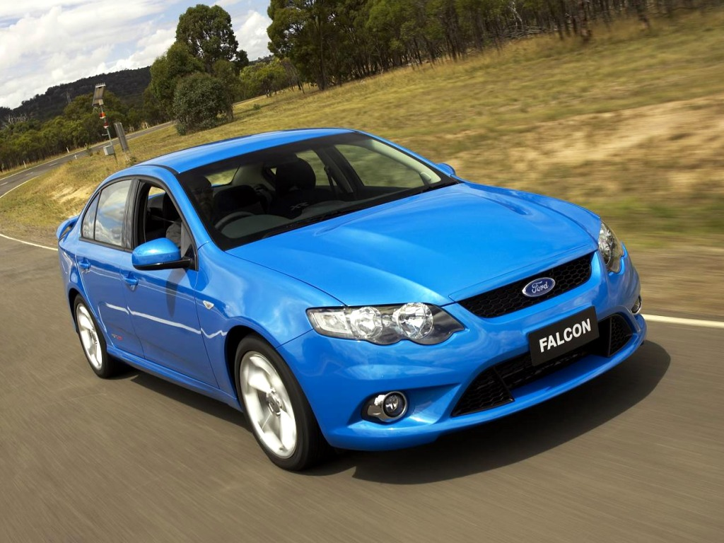 Ford Falcon XR8