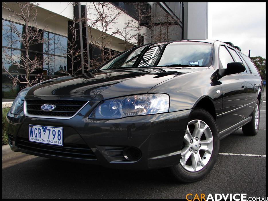 Ford Falcon XT Wagon BF2