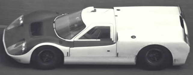 Ford Gt Mk Iv J Car