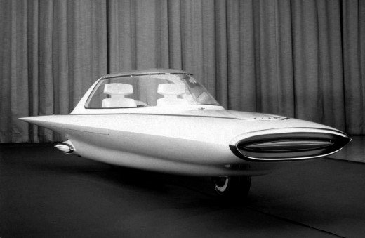 Ford Gyron concept car