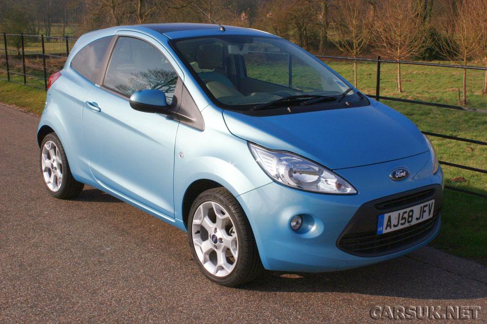 Ford Ka Fr Facelift 2014.html | Autos Weblog