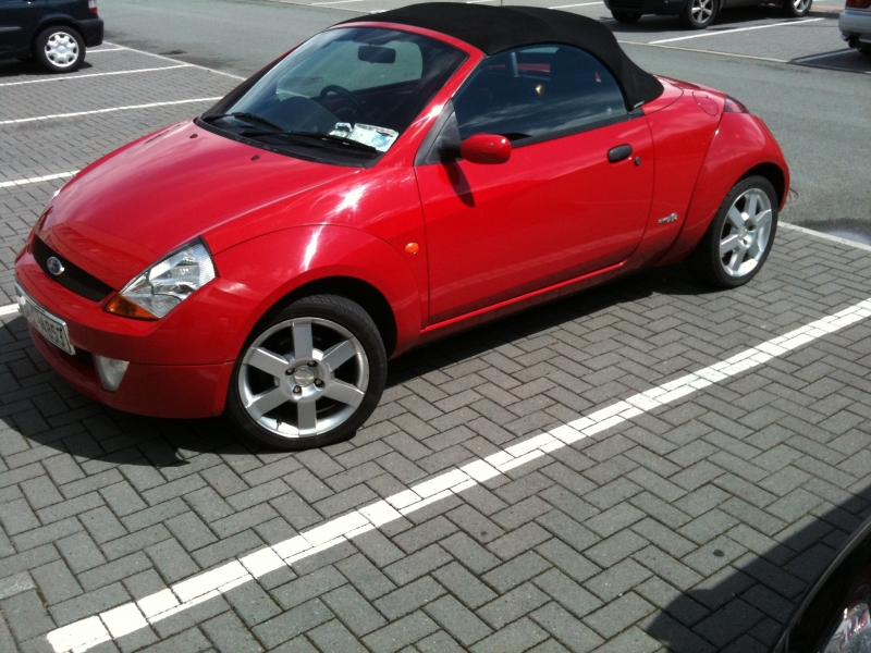 ford ka convertible picture 2 reviews news specs. Black Bedroom Furniture Sets. Home Design Ideas