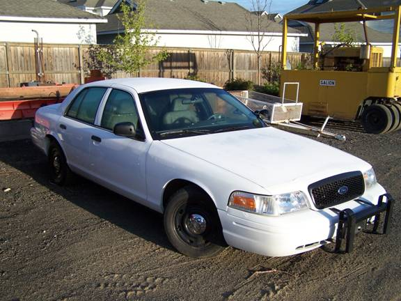 Ford LTD Crown Victoria LX