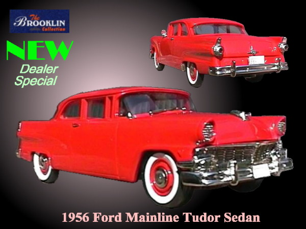 Ford Mainline Tudor