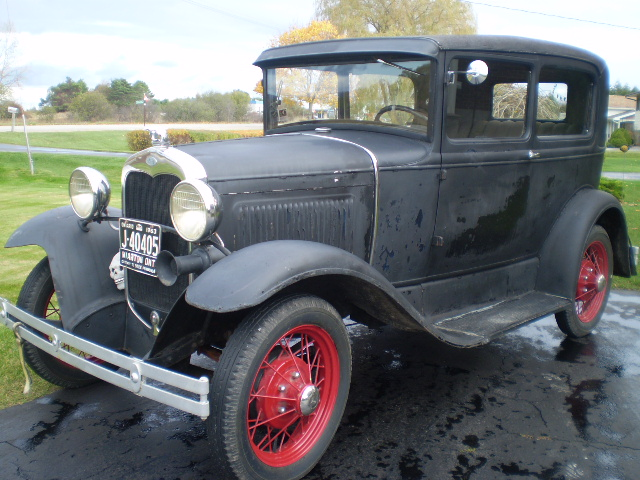 Ford Model A Standard coach