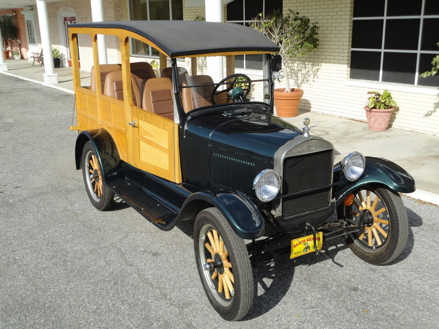 1915 Ford Model T Depot Hack. | Henry Ford And The Model T ...