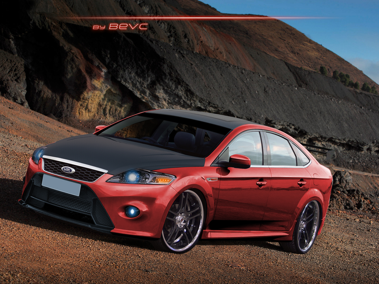 Ford Mondeo RS