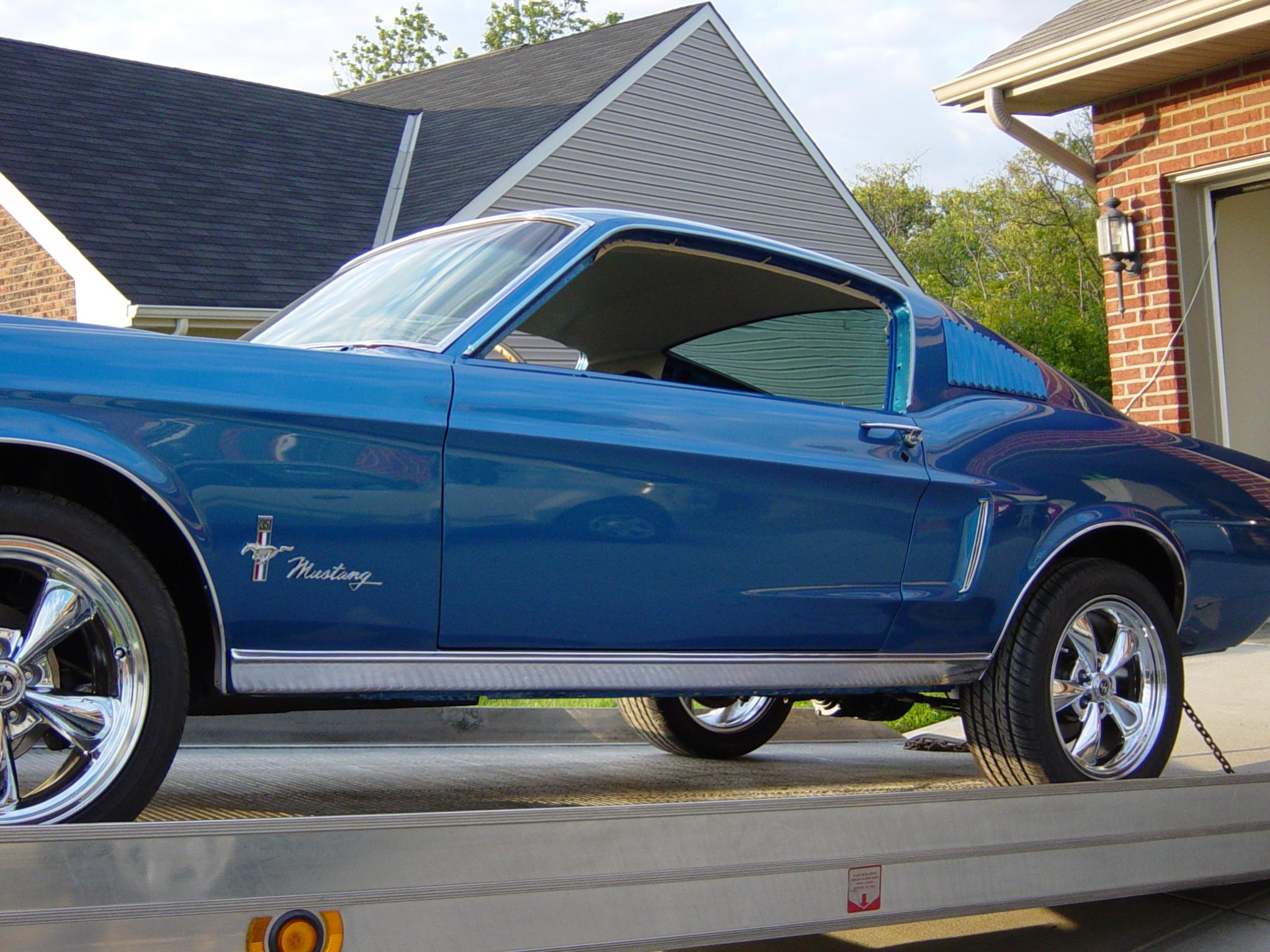 Ford mustang fastback 1968 in ebay motors for Ebay motors mustang gt