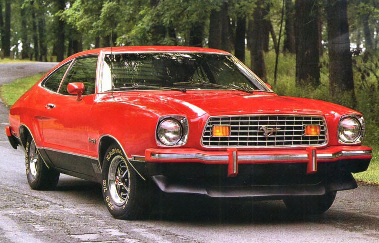 Mustang Mach 2 >> Ford Mustang Mach Ii Fastback Picture 1 Reviews News