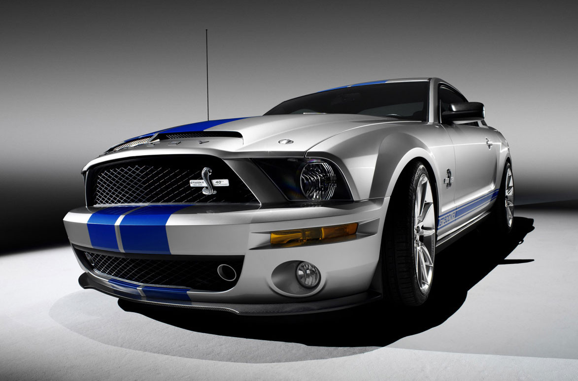 Ford Mustang Shelby GT 500 Cobra