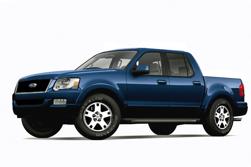 ford ranger limited crew cab  news reviews