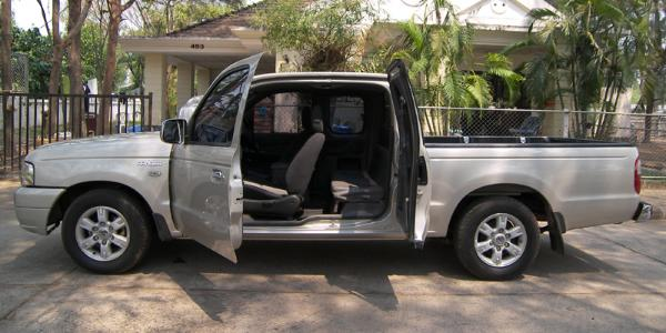 Ford Ranger Open Cab