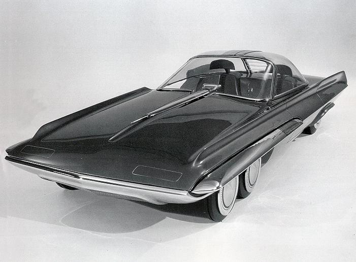 Ford Seattle-ite XXI concept car