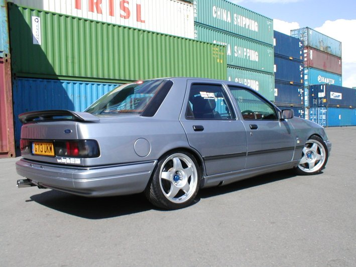 Ford Sierra Sapphire Cosworth 4x4