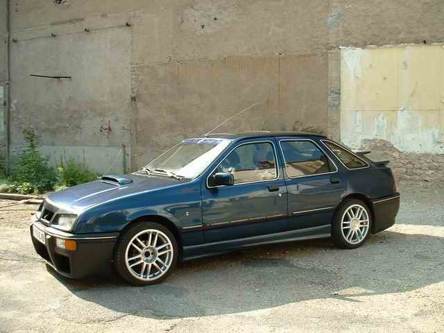 Ford Sierra Xr4i 28 V6 Cologne