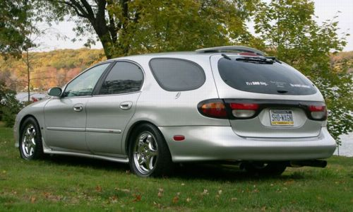 Ford Taurus L 30 Wagon