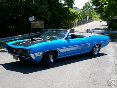Ford Torino GT coupe