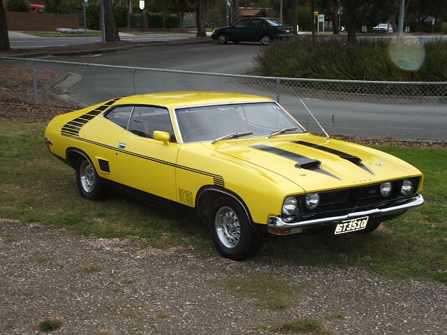 Ford Falcon Xb Gt >> Ford Xb Gt Falcon Picture 2 Reviews News Specs Buy Car