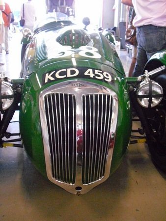 Frazer Nash Mk 2 Lm Replica Photos Reviews News Specs