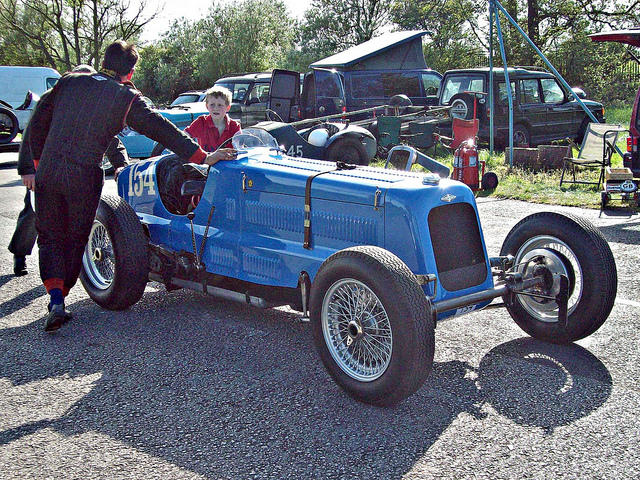 Frazer Nash Single Seater Photos Reviews News Specs