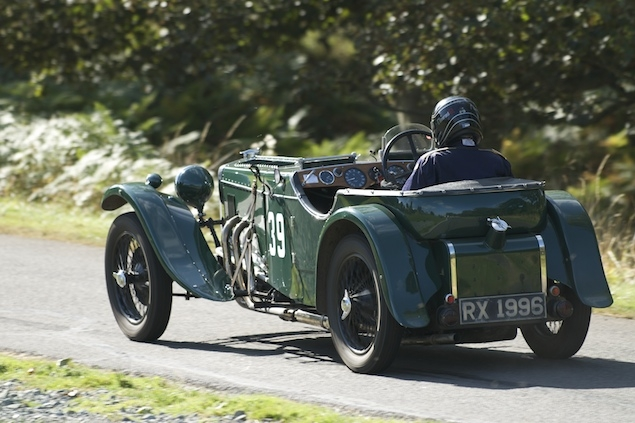 Frazer Nash Tt Replica Picture 2 Reviews News Specs