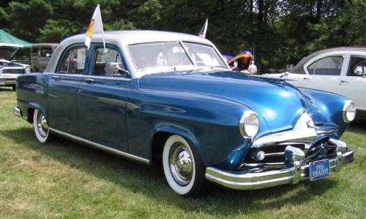Frazer Standard Sedan Photos News Reviews Specs Car