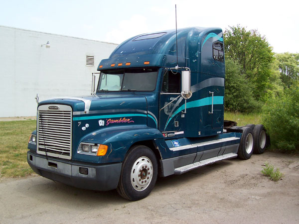 Freightliner Fld 120 : Freightliner fld conventional picture reviews