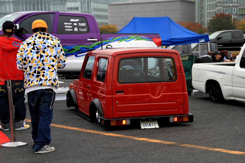 Isuzu Mini Dump Truck Vehicle