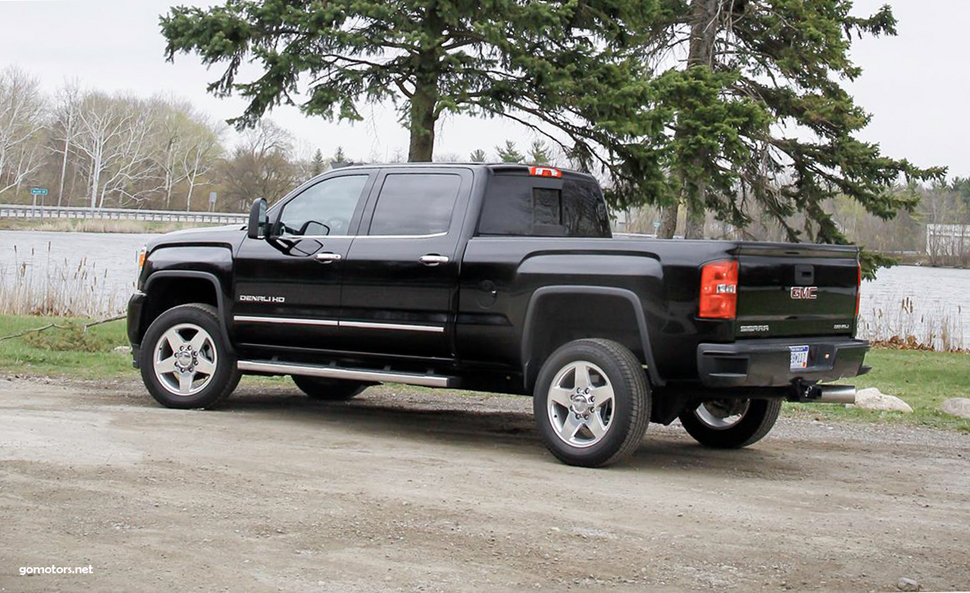 2015 gmc sierra 2500 hd denali 4x4 picture 22 reviews news specs buy car. Black Bedroom Furniture Sets. Home Design Ideas