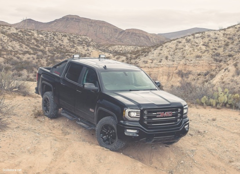 2016 gmc sierra all terrain x photos reviews news specs buy car. Black Bedroom Furniture Sets. Home Design Ideas