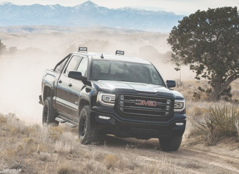 2016 gmc sierra all terrain x picture 1 reviews news specs buy car. Black Bedroom Furniture Sets. Home Design Ideas